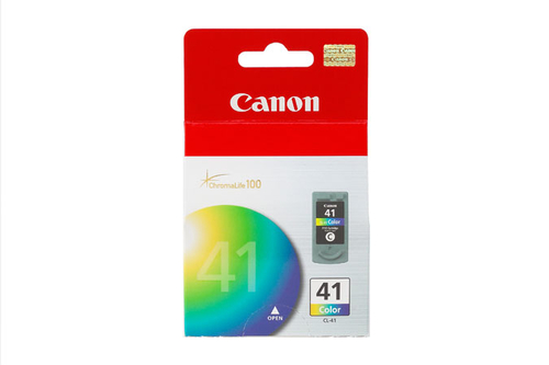 Canon CL-41 Cyan,Magenta,Yellow ink cartridge