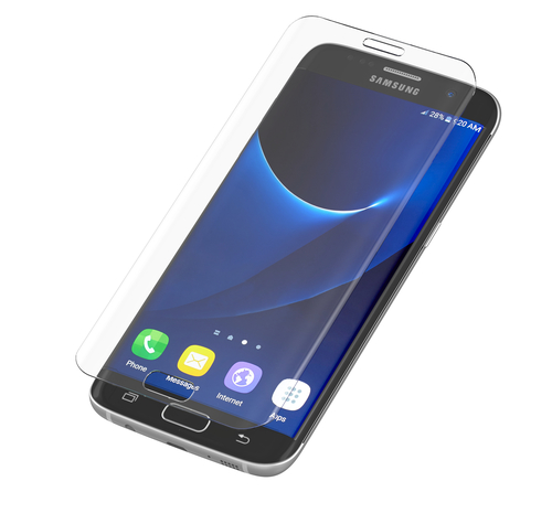 InvisibleShield Glass Contour Galaxy S7 Edge Clear screen protector 1pc(s)