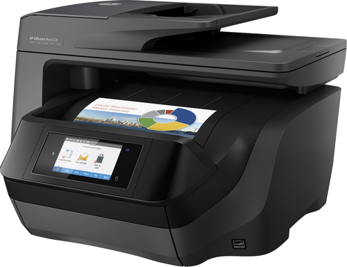 HP OfficeJet 8728 4800 x 1200DPI Thermal Inkjet A4 24ppm Wi-Fi