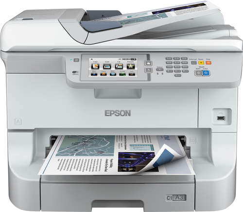 Epson WorkForce Pro WF-8590 DTWFC 4800 x 1200DPI Inkjet A3+ 34ppm Wi-Fi