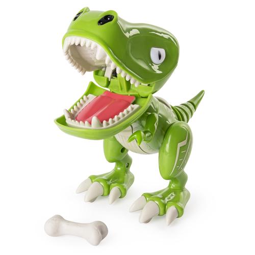 Robot Dino Zoomer Chomplingz Green