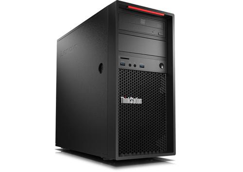 Lenovo ThinkStation P410 3.70GHz E5-1630V4 Mini Tower Black Workstation