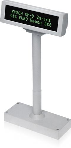 Epson DM-D210 (701) 40digits RS-232 White