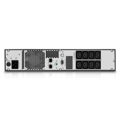 V7 UPS1RM2U1500-1E Standby-UPS - 1,50 kVA - Rackmontage - 230 V Wechselstrom Eingang