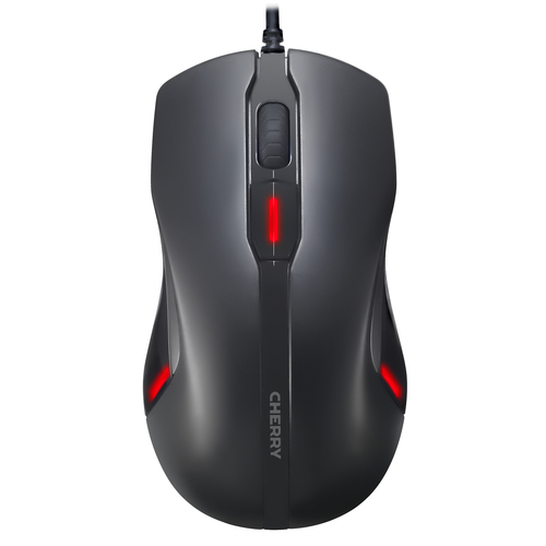 CHERRY MC 4000 mouse USB Optical 2000 DPI Ambidextrous