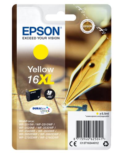 Epson C13T16344012 Yellow ink cartridge