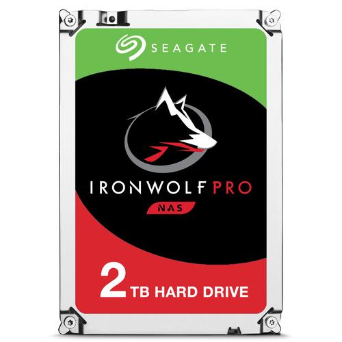 Seagate Inronwolf Pro 2TB 2000GB Serial ATA III internal hard drive