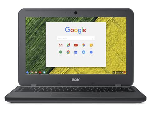 Acer Chromebook 11 C731T-C96J 1.6GHz N3060 11.6