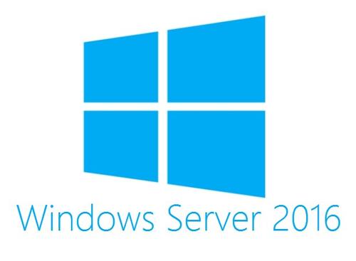 DELL MS Windows Server 2016, 5 CALs, ROK