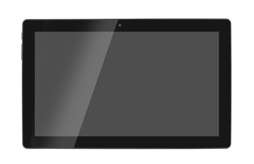 Hannspree HANNSpad Poseidon 16GB Black tablet