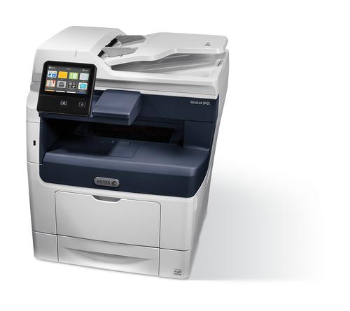 Xerox VersaLink B405V/DN - Laser-Multifunktionsdrucker - Monochrom - Kopierer/Fax/Drucker/Scanner - 45 ppm Monodruck - 120