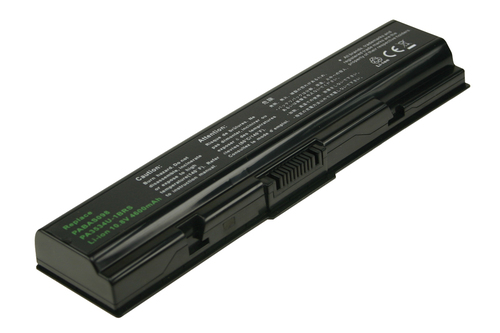 2-Power 10.8V 4600mAh Li-Ion Laptop Battery