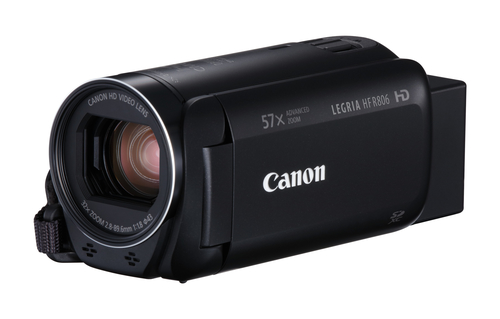 Canon LEGRIA HF R806 Handheld camcorder 3.28MP CMOS Full HD Black