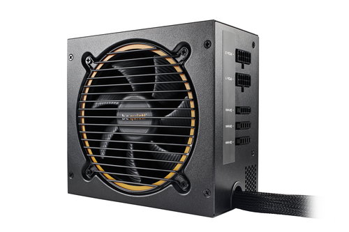 be quiet! Pure Power 10 CM. Total power: 500 W, AC input voltage: 100 - 240 V, AC input frequency: 50 - 60 Hz. Motherboard