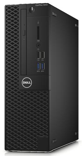 DELL OptiPlex 3050 3.9GHz i3-7100 SFF Black PC
