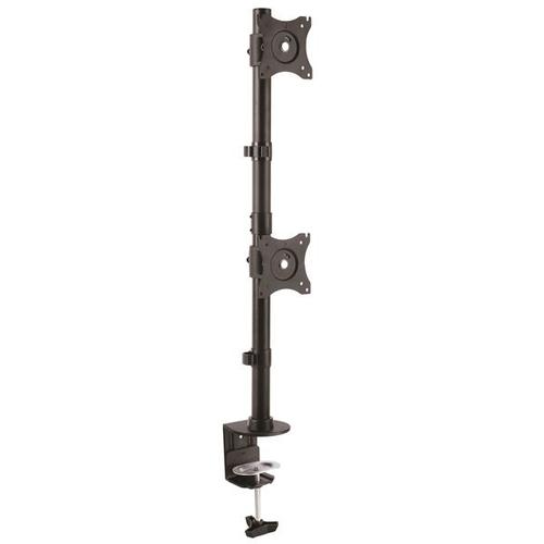 StarTech.com Dual Monitorhalterung - Vertikal - 2 Unterstützte(r) Display(s)Bildschirmgröße: 68,6 cm (27 Zoll) - max. 20 k