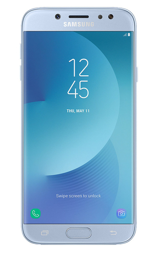 Samsung Galaxy J7 (2017) SM-J730F Dual SIM 4G 16GB Blauw