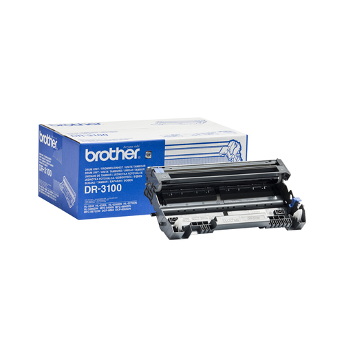 BROTHER DR-3100 drum zwart standard capacity 20.000 pagina s 1-pack