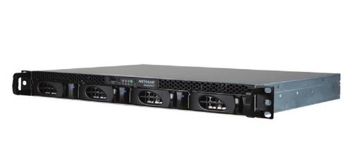 Netgear ReadyNAS 2304 NAS Rack (1U) Ethernet LAN Black