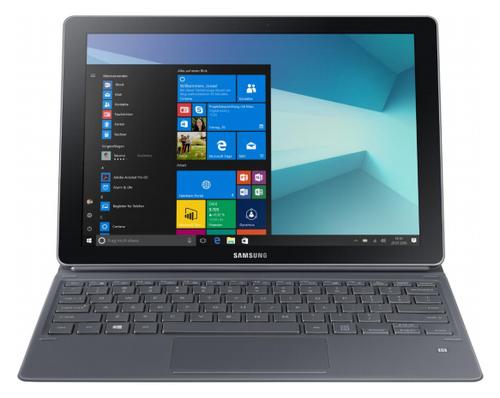 Samsung Galaxy Book 12 LTE 256GB 3G 4G Silver tablet