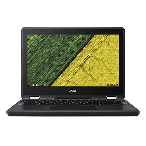 "Acer Chromebook Spin 11 R751T-C6LD Black 29.5 cm (11.6"") 1366 x 768 pixels Touchscreen Intel® Celeron® N3350 4 GB LPDDR4-SDRAM 32 GB eMMC"