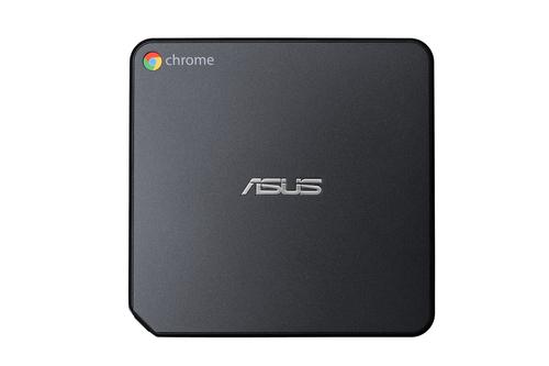 ASUS Chromebox CHROMEBOX2-G148U 2.4GHz i7-5500U 5th gen Intel® Core™ i7 Grey Mini PC