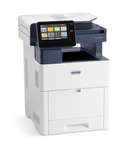 Xerox VersaLink C505V/S - LED-Multifunktionsdrucker - Farbe - Kopierer/Drucker/Scanner - 43 Seiten/Min. Mono/43 ppm Farbdr