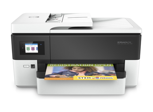 HP OfficeJet Pro 7720 Wide Format AiO 4800 x 1200DPI Thermal Inkjet A3 22ppm Wi-Fi