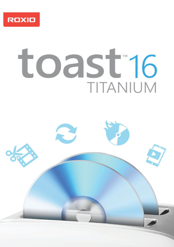 Corel Roxio Toast Titanium 16