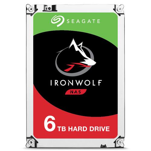Seagate IronWolf ST6000VN0033 6000GB Serial ATA III internal hard drive