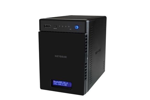 Netgear ReadyNAS 214 NAS Desktop Ethernet LAN Black