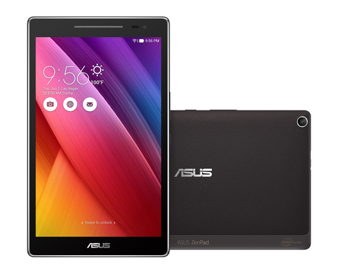 ASUS ZenPad Z380KNL-6A078A 16GB 3G 4G Grey tablet