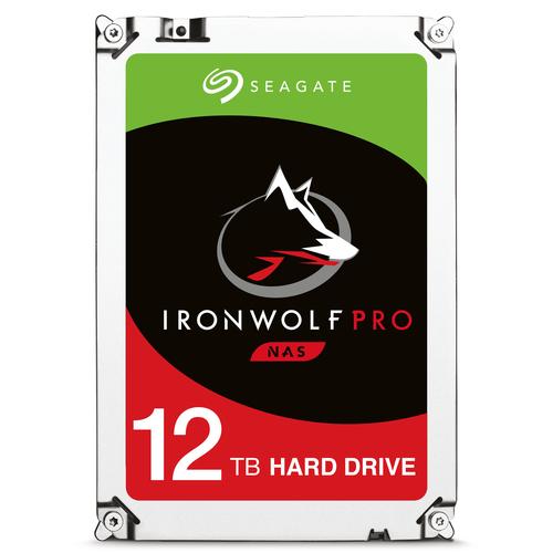 Seagate IronWolf Pro ST12000NE0007 12000GB Serial ATA III internal hard drive