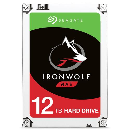 Seagate IronWolf 3.5 12000GB Serial ATA III internal hard drive