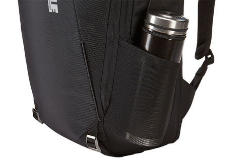 Thule Accent Carrying Case (Backpack) Travel Essential, Tablet PC, Sunglasses - Black - 510.5 mm Height x 259.1 mm Width x