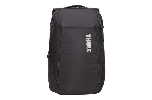 Thule Accent Carrying Case (Backpack) Travel Essential, Tablet PC, Sunglasses - Black - 459.7 mm Height x 259.1 mm Width x