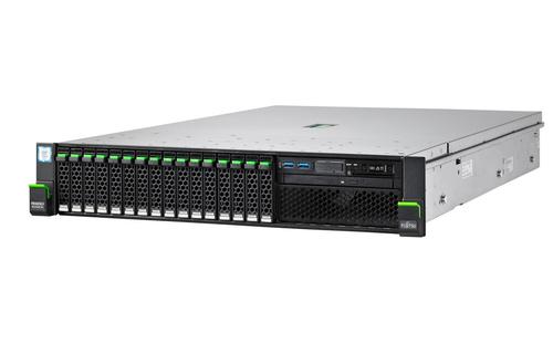 Fujitsu PRIMERGY RX2540 M4 2.1GHz Rack (2U) 4110 Intel® Xeon® 800W server