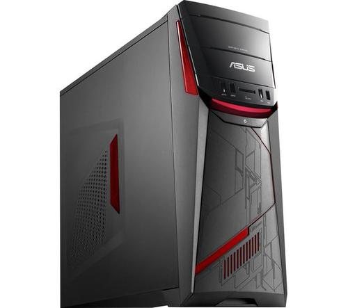 ASUS ROG G11CD-KUK034T 3GHz i5-7400 Tower Grey PC