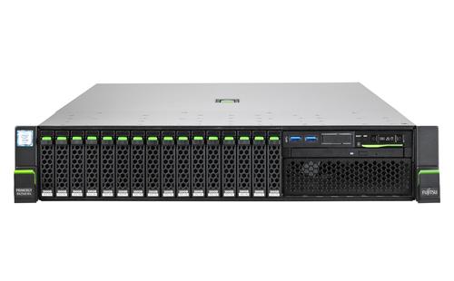 Fujitsu PRIMERGY RX2540 M4 2.2GHz Rack (2U) 4114 Intel® Xeon® 450W server