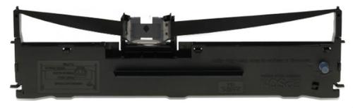 Epson SIDM Black Ribbon Cartridge for LQ-630 (C13S015307)