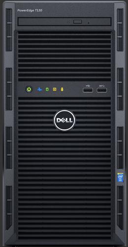 DELL PowerEdge T130 3GHz E3-1220 v6 290W Mini Tower server