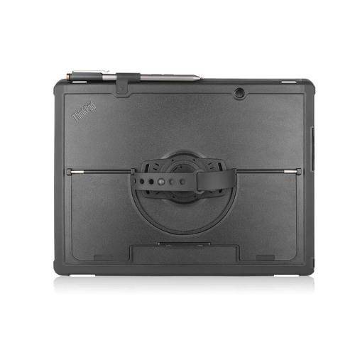 "Lenovo 4X40Q62112 tablet case 33 cm (13"") Cover Black"
