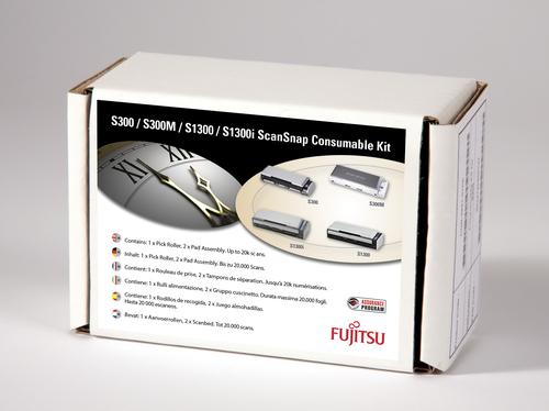 Fujitsu CON-3541-010A Scanner Consumable kit