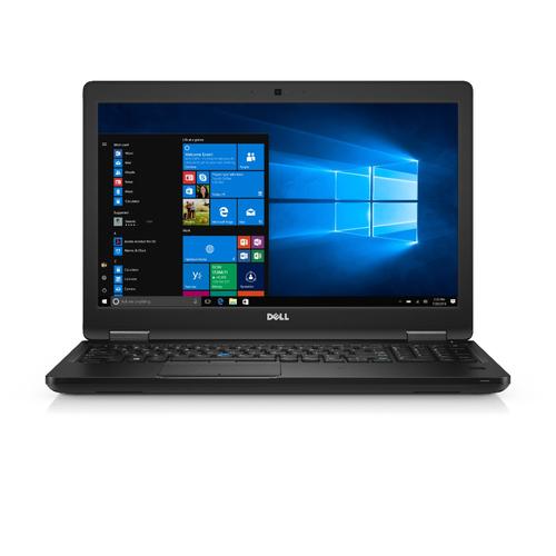 DELL Precision M3520 2.8GHz i5-7440HQ 7th gen Intel® Core™ i5 15.6