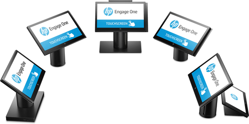 HP Engage One W 10.1-inch Display