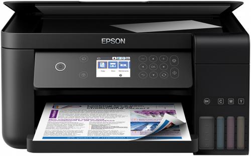 Epson EcoTank ET-3700 4800 x 1200DPI Inkjet A4 33ppm Wi-Fi