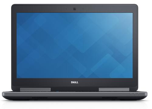 DELL Precision M7520 2.8GHz i7-7700HQ 7th gen Intel® Core™ i7 15.6