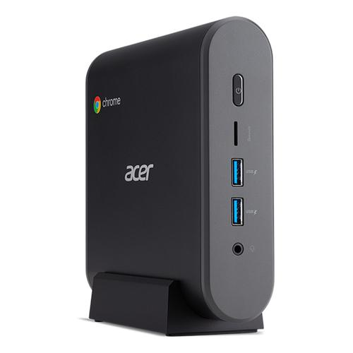 Acer Chromebox CXI3 Intel® Celeron® 3865U 4 GB DDR4-SDRAM 32 GB SSD Black Mini PC