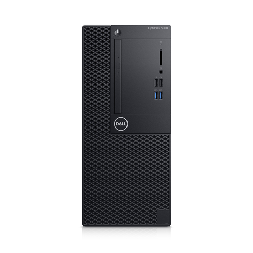 DELL OptiPlex 3060 3.6GHz i3-8100 Midi Tower 8th gen Intel® Core™ i3 Black PC