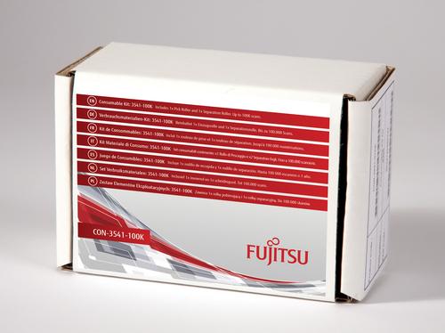 Fujitsu 3541-100K Scanner Consumable kit